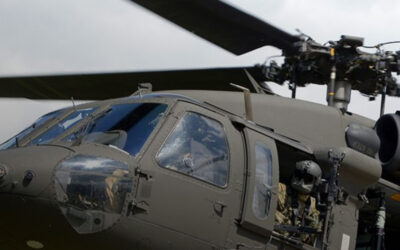Black Hawk nearly down