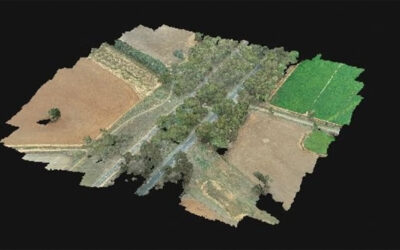 Aerial Surveying for pre-site planning