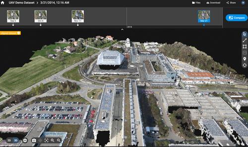 Photogrammetry aerial survey Melbourne